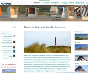 Nordsee Urlaub, Wissen, alle Länder die-ganze-nordsee.de