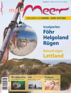 Erlebnismagazin MeinMeer